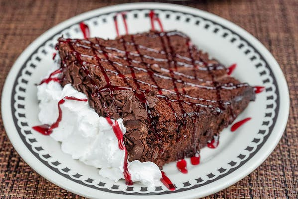 Triple Dare Chocolate Cake