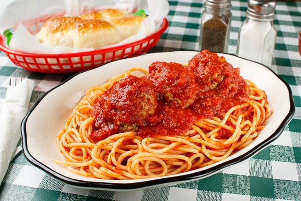 Pasta w/ Meatballs