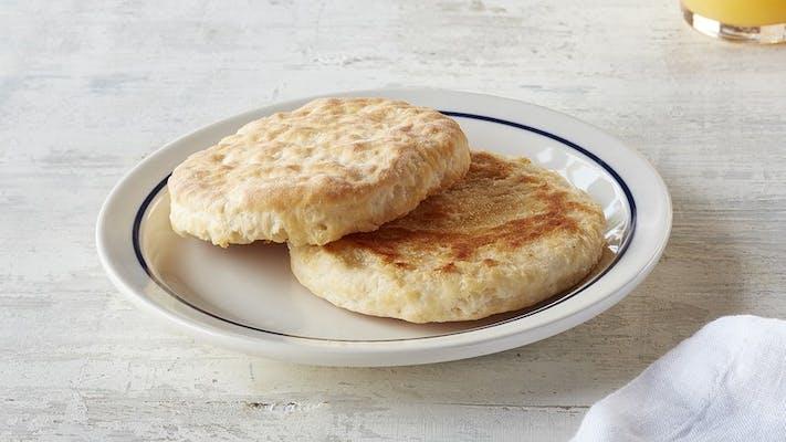Grilled Buttermilk Biscuit