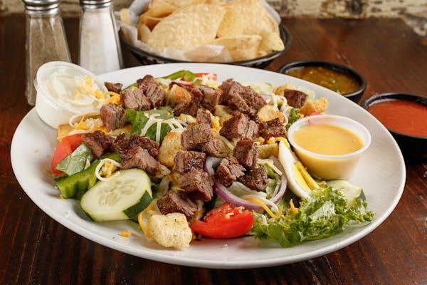 Toro Fajita Salad