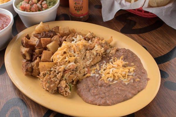 Breakfast Taco Plate