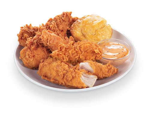(6 pc.) Cajun Tender Meal Deal