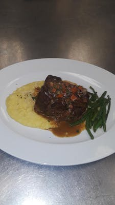 Tomato Braised Short Rib