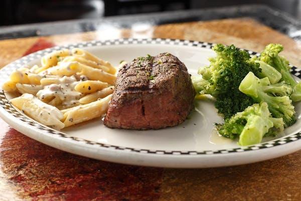 Grilled Beef Filet