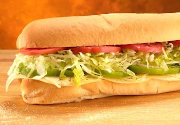 #14 The Veggie Sub