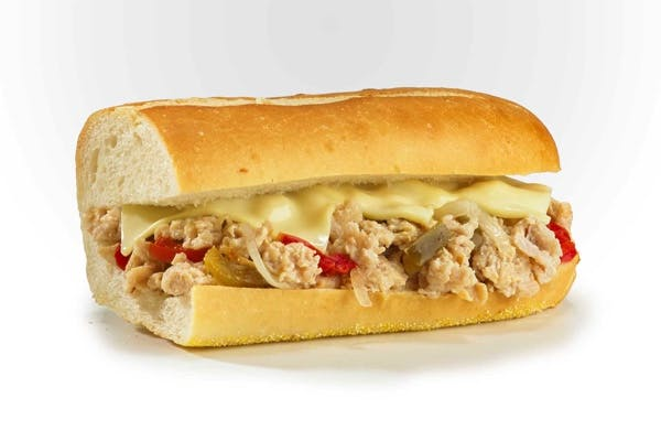 #16 Chicken Philly Steak