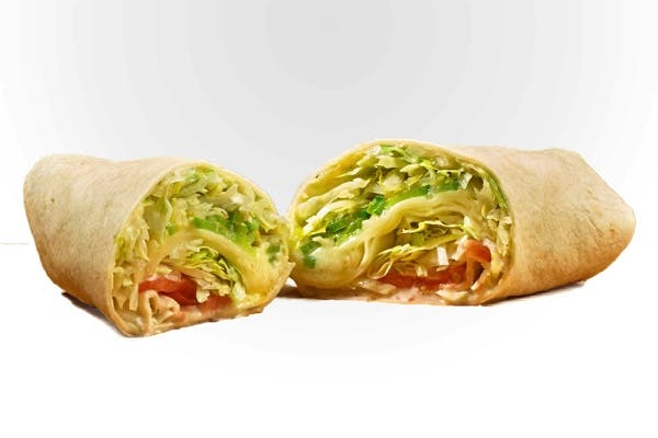 Grilled Veggie Wrap