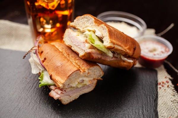 Ham House-Baked Sub