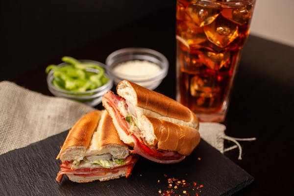 House-Baked Sub & (20 oz.) Drink