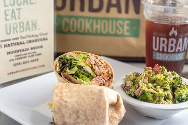 The Cookhouse Wrap