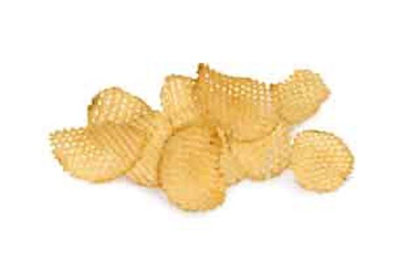 Waffle Cut Potato Chips