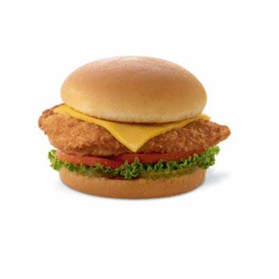 #1 Chicken-fil-A Sandwich Deluxe