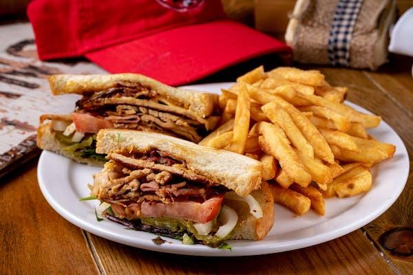 Smoked Turkey Sandwich