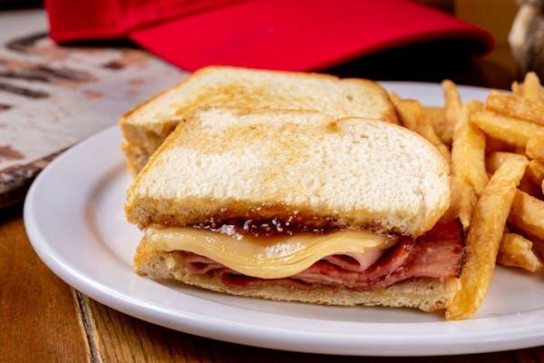 Figgy Piggy Sandwich