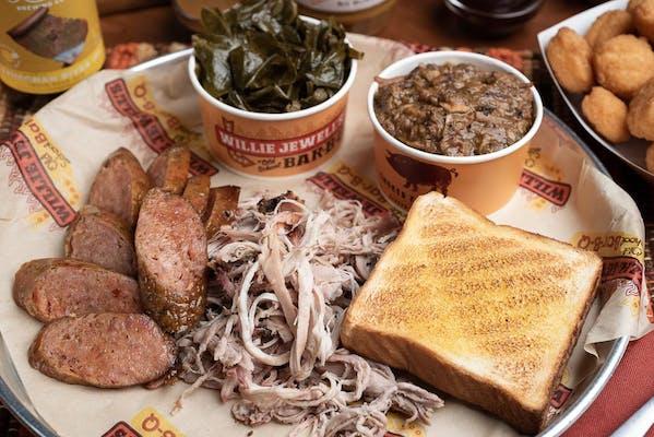 (2) Meat Combo Platter