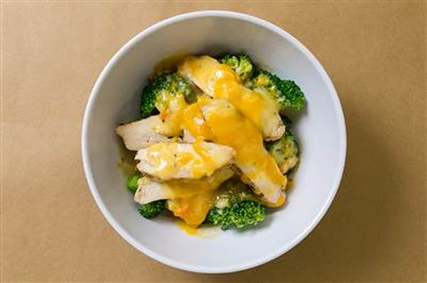 Kid's Broccoli & Chicken Bowl