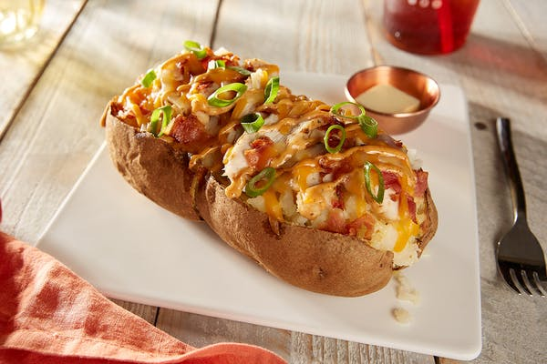 Chipotle Chicken & Bacon Spud