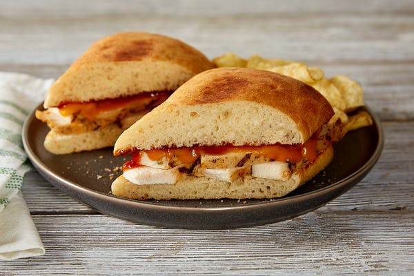 Sweet Chipotle Chicken Sandwich