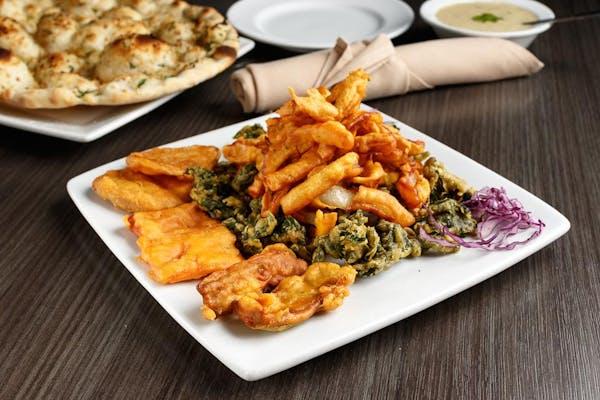 Mixed Vegetable Pakora