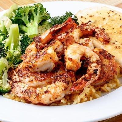 Grilled Shrimp or Catfish