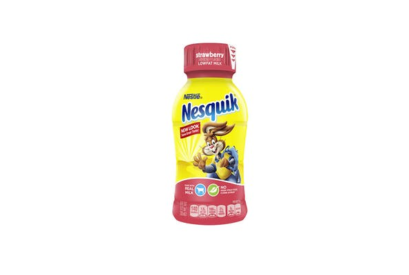 Nesquik Strawberry Milk