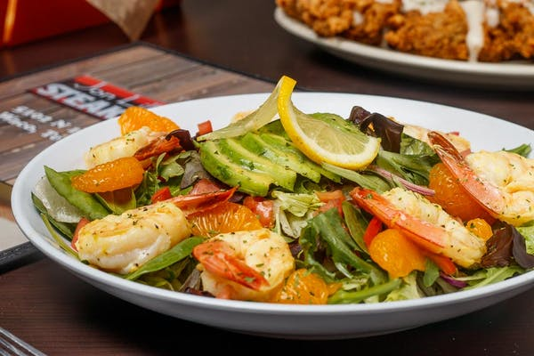 Debbie's Citrus Grilled Shrimp Salad