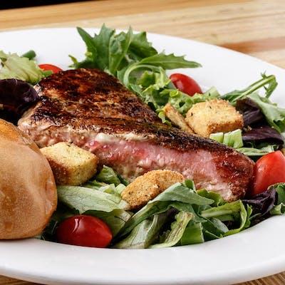 Ahi Tuna or Grilled Shrimp Salad