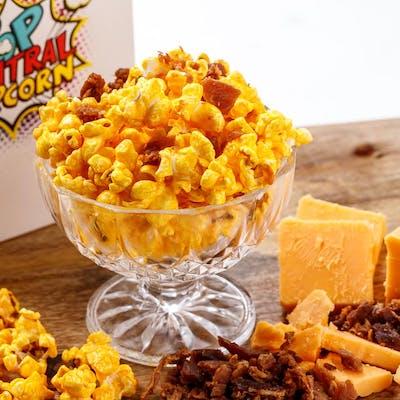 Bacon & Cheddar Popcorn