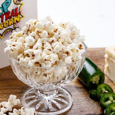 White Cheddar Jalapeño Popcorn