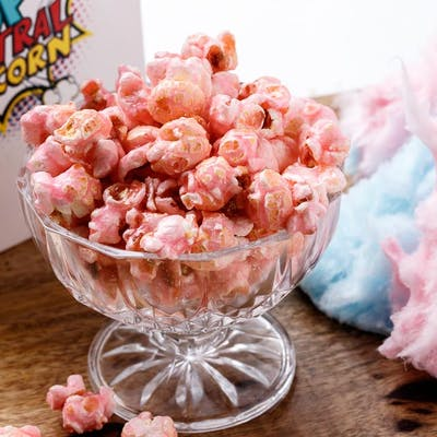 Cotton Candy -Pink- Popcorn