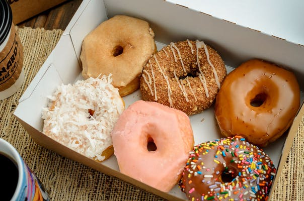 Assorted Mixed Half Dozen