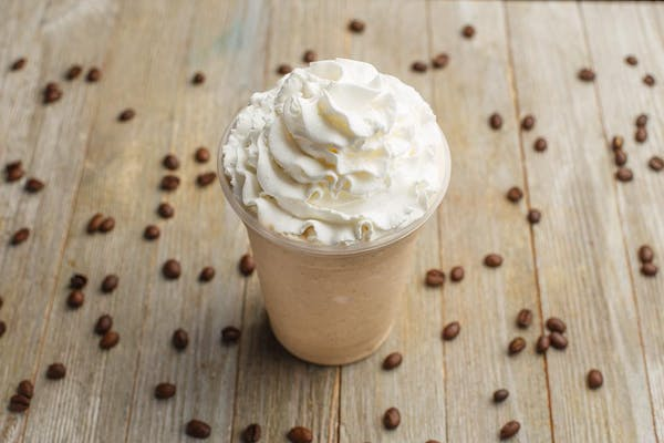 Decaf Vanilla Frappe