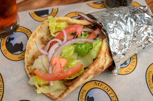 The Chicken Shawarma