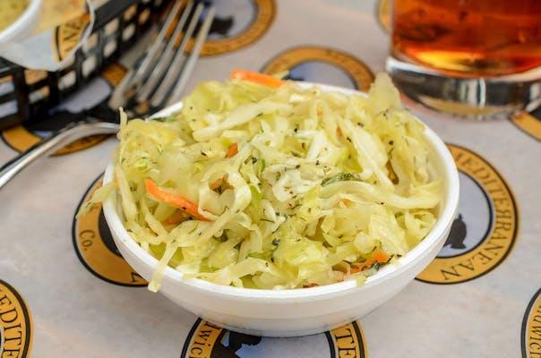 Side of Mediterranean Coleslaw