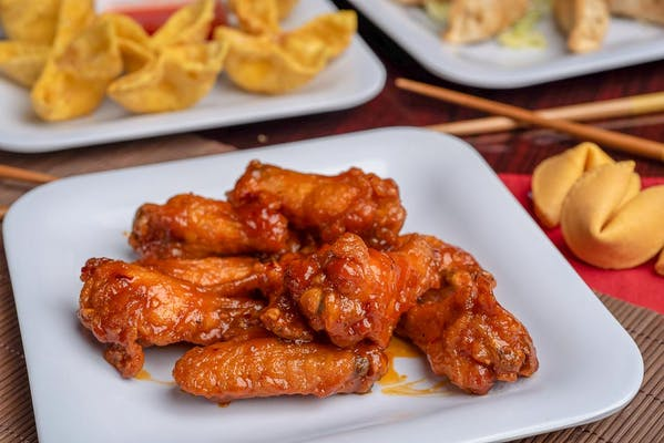 H4. Buffalo Wings
