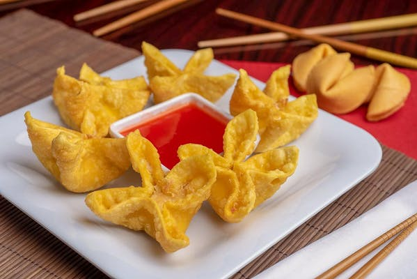 2a. Crab Rangoon