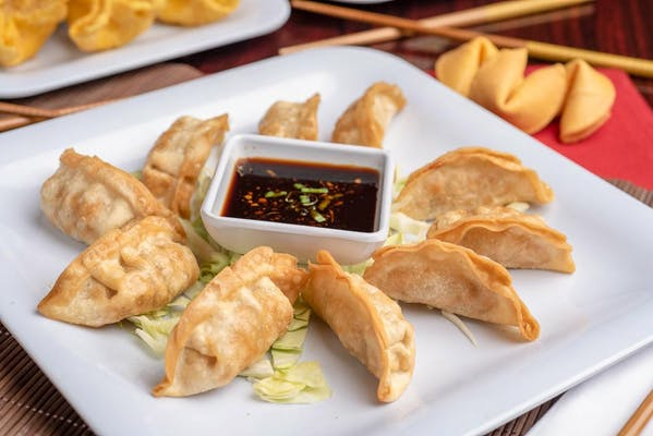 10. Fried Dumplings