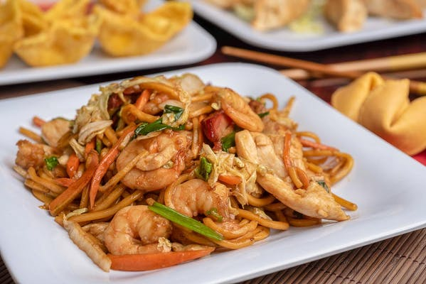 39. House Special Lo Mein