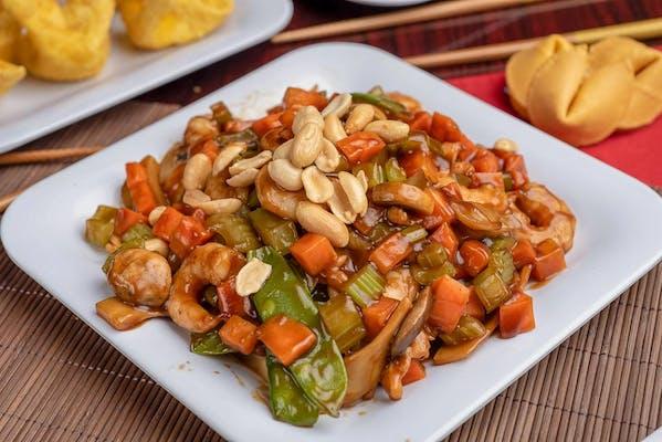 72. Kung Pao Shrimp