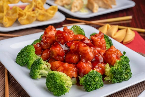 C22. General Tso's Chicken