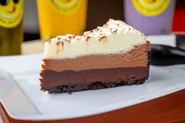Chocolate Beyond Cheesecake