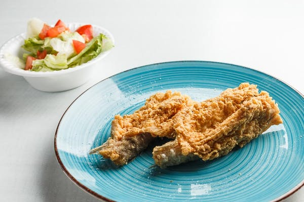 (2 pc.) Fried Pantrout Lunch