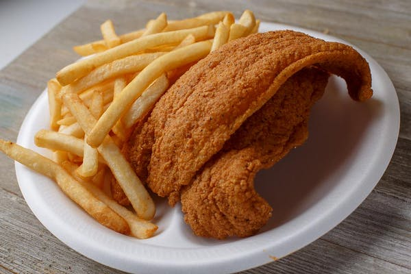 Fried Catfish Combo