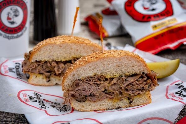 Roast Beef Marinade