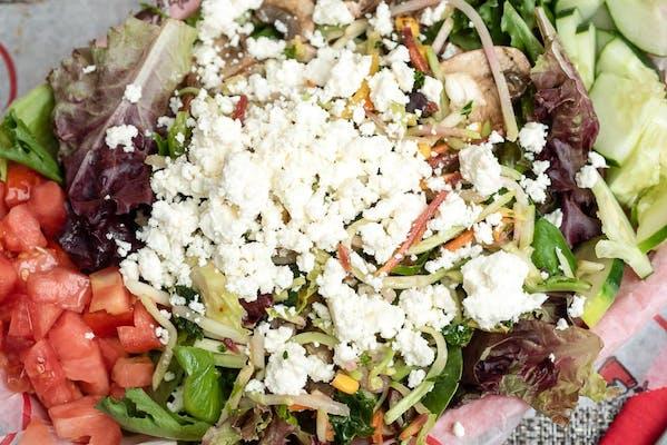 Baby Bella Salad