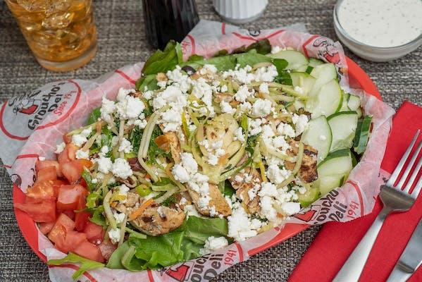 Chicken Power Salad
