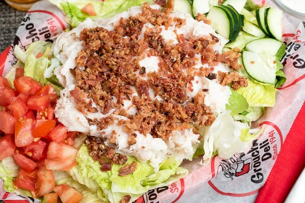 Turkey & Bacon Salad