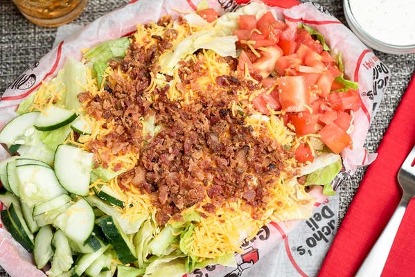 Bacon & Cheddar Salad