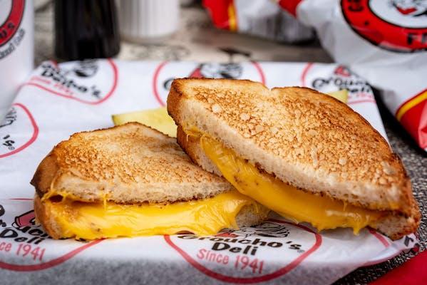The Cheese Sandwich