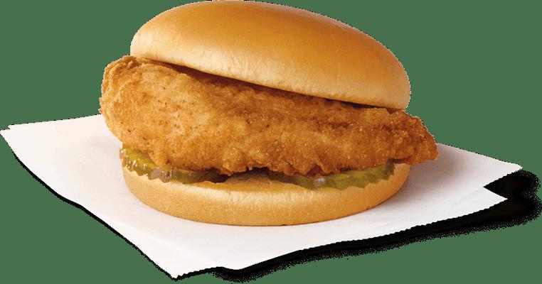 #1 Chick-fil-A Sandwich